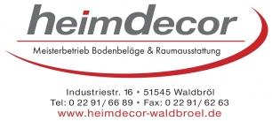 Logo Heimdecor Müller GmbH